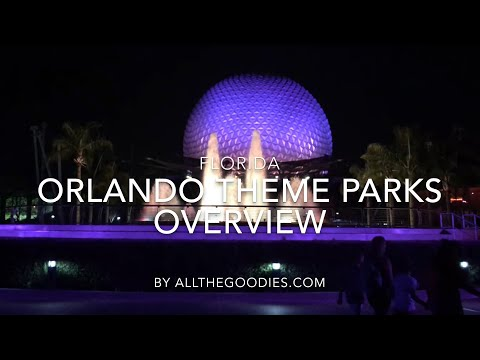 Kevin Campbell - This Company Will Pay You Nearly $4,000 to Rate Theme Parks in Florida