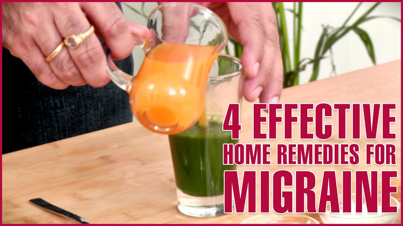 home remedies for migraine 3 best home remedies for migraine relief 12113