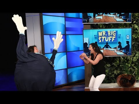 Ellen Reunites Best Friends with 'Mr. Big Stuff'