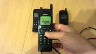 Nokia 3110 1997, ringtone Jingle Bells