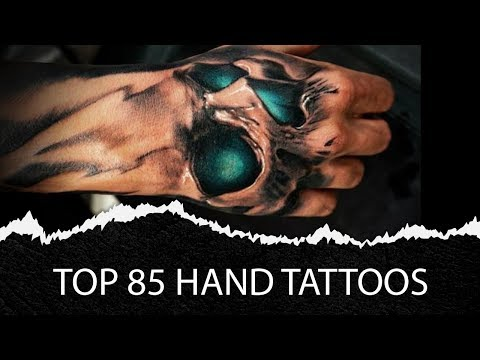85 Best Hand Tattoos For Men