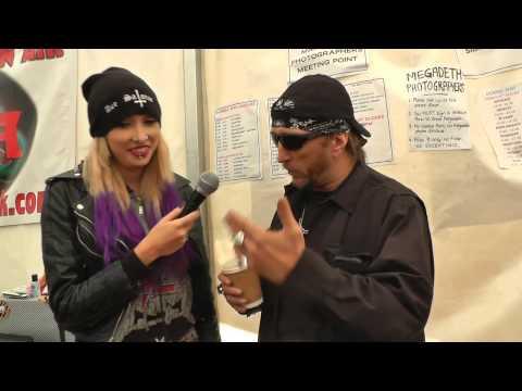 Biohazard Bloodstock Interview 2014
