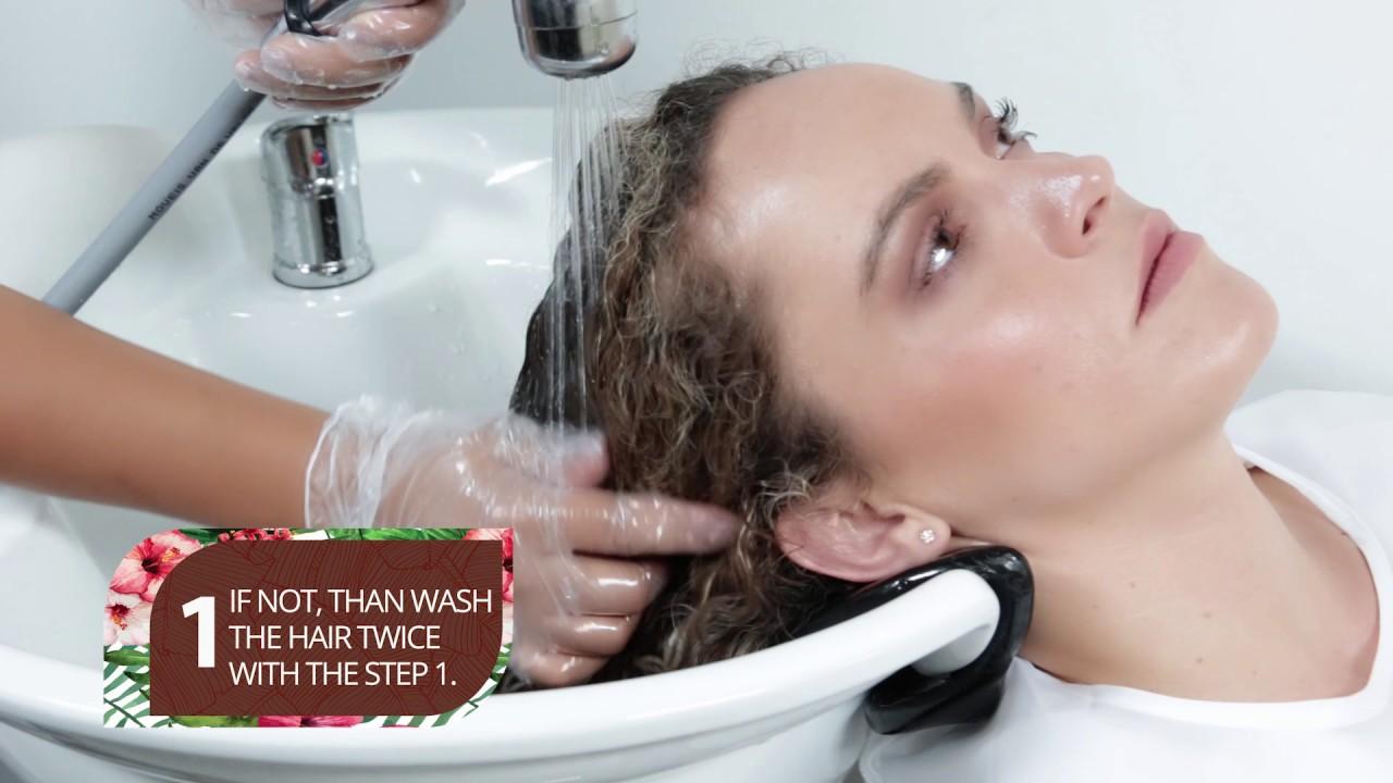 BSH Pro Keratin  How to use: Splash Version [Hair Types: 3B  4B]  YouTube