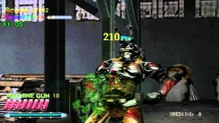 Death Crimson OX DREAMCAST 1080P HD Playthrough - STAGE 2