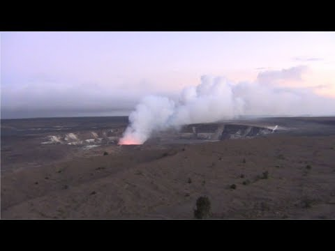 Volcanoes National Park - Big Island, Hawaii (Full HD)