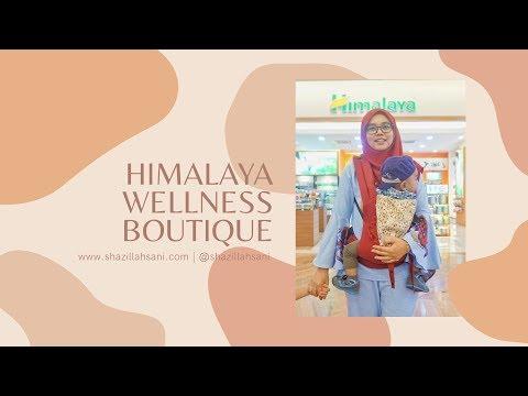 Review | Himalaya Wellness Boutique Sunway Pyramid