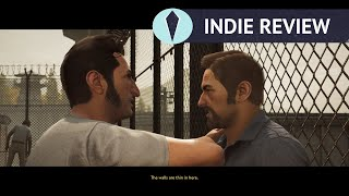 Have you heard about... A WAY OUT? | Review (Video Game Video Review)