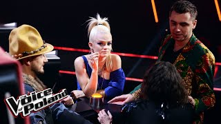 Półfinał oznacza... EMOCJE!!!  - The Voice of Poland 10