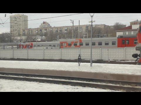 Поезд Волгоград Астрахань