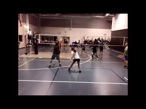 Palm beach gardens recreation center co ed volleyball tournament youtube for Palm beach gardens recreation center