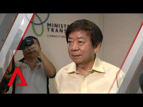 Khaw Boon Wan on Singapore-Malaysia maritime dispute, airspa