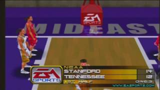 March Madness 2000 video game Women