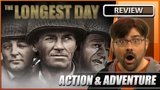 The Longest Day - Movie Review (1962)