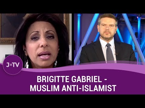 Brigitte Gabriel - raised in Lebanon - now pro-Israel, anti-Islamist activist