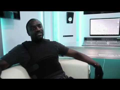 Akon discusses role in 'American Heist'