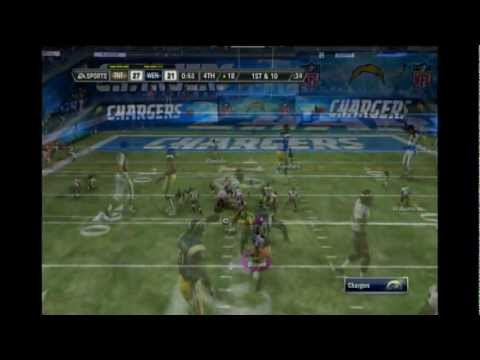 Madden 12 Online Team Play: Tampa Bay Buccaneers vs. San Diego Chargers