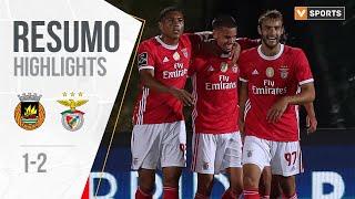 Highlights | Resumo: Rio Ave 1 2 Benfica (liga 19/20 #27)
