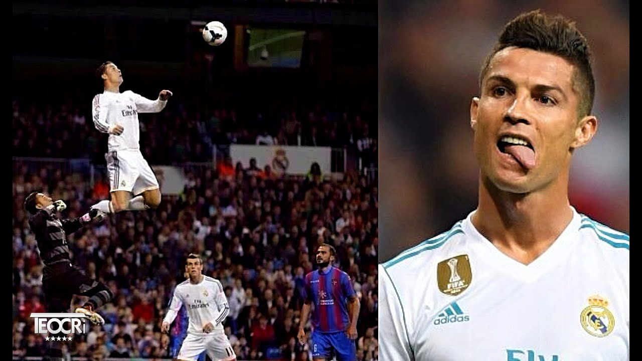 Download Cristiano Ronaldo - 20 ''He's Not Human'' Moments