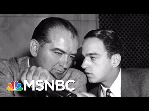 Jon Meacham: President Trump/McCarthy Comparison 'Clearest Analogy We Have' | The 11th Hour | MSNBC