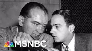 Jon Meacham: President Trump/McCarthy Comparison 'Clearest Analogy We Have' | The 11th Hour | MSNBC