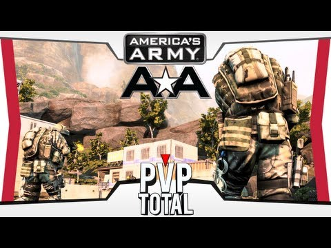 Estamos no Exército - Americas Army Proving Ground TotalArmy