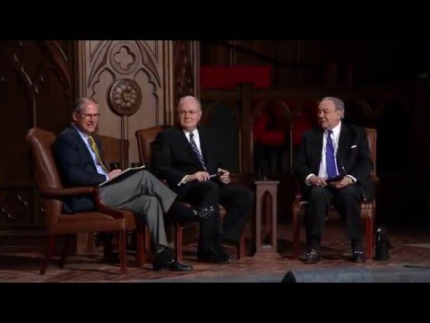 Theology in Dialogue with R.C. Sproul and Derek Thomas