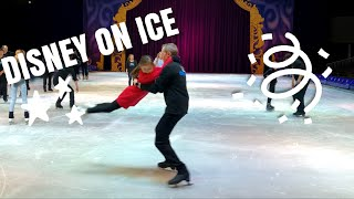Zelf schaatsen bij Disney on Ice 2018! (Met beelden uit de show)