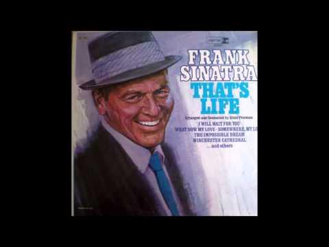 Frank Sinatra, That's Life
