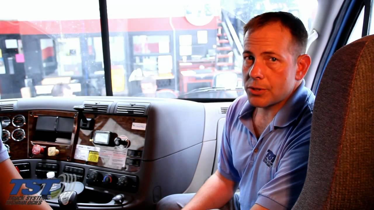 TST Truck TPMS System Demo