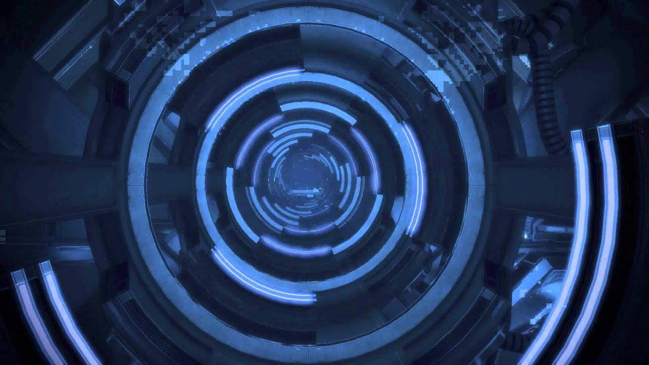 Mass Effect 3 Geth Main Gun Dreamscene Video Wallpaper