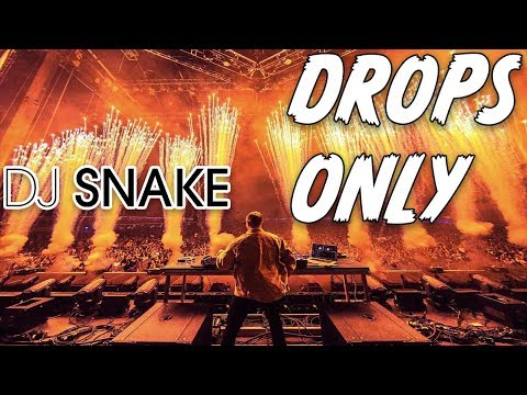 Dj Snake - Drops Only @ Tomorrowland Winter 2019