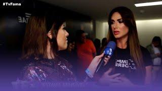 """Baixar """"Nenhum contato"""": Nicole Bahls não pretende falar com Flávia Viana"""