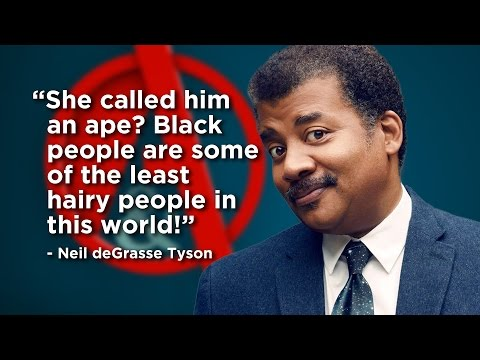 Racism And Footy Star Adam Goodes: Neil DeGrasse Tyson