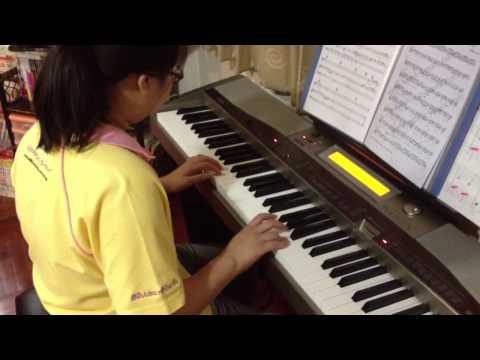 แสงสุดท้าย version พิจิกา (piano)