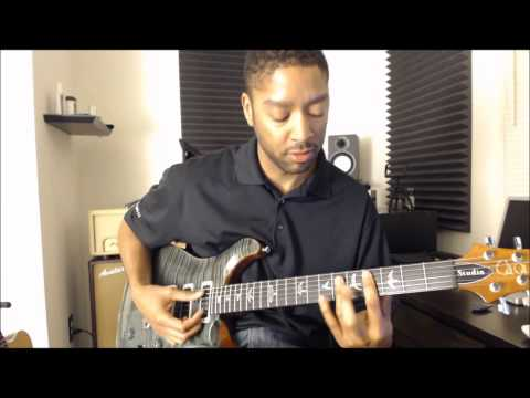 Alpha And Omega - Israel And New Breed - Guitar Tutorial
