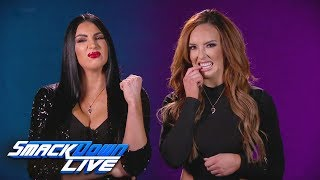 Are Sasha Banks & Bayley avoiding The IIconics?: SmackDown LIVE, March 12, 2019