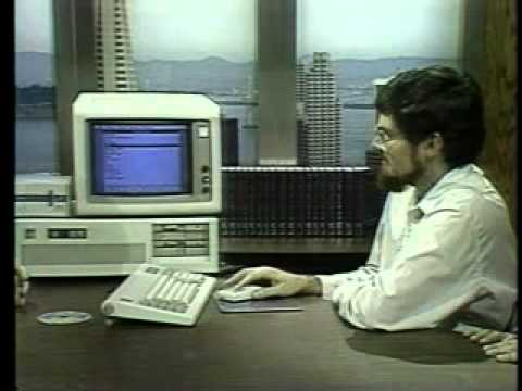 How IBM ended up using MS-DOS rather than CP/M (1995) [Compu