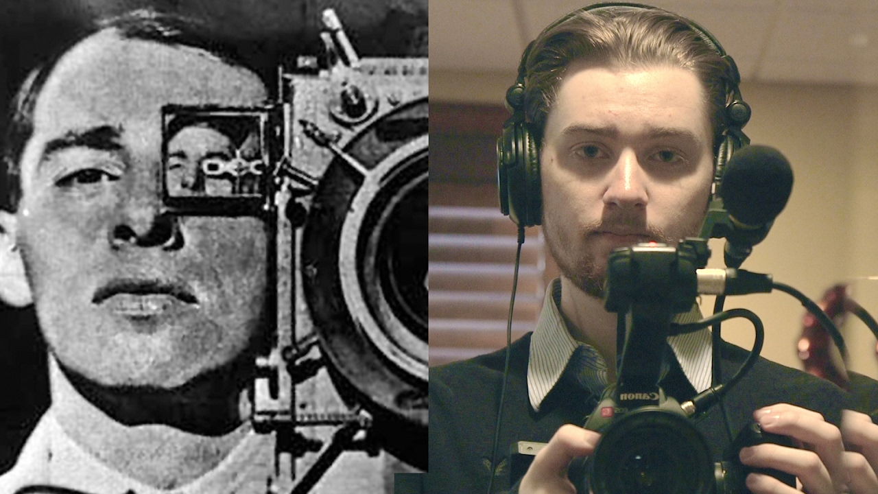 man with a movie camera essay Music and movies essays: man with a movie camera.