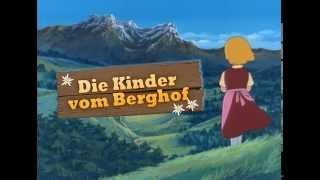 Die Kinder vom Berghof (Deutscher Trailer) | KSM Anime