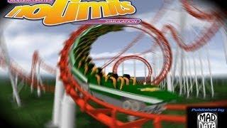 NoLimit Roller Coaster Simulator Gameplay