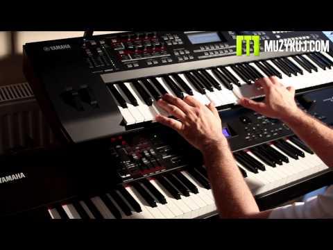 Yamaha moxf vs s90xs compare piano for Yamaha yus1 review