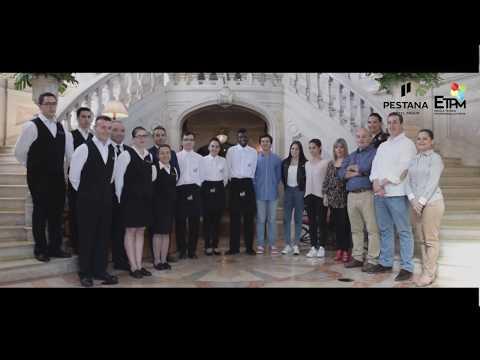 ETPM e Grupo Pestana - Projeto Piloto Qualificar para Crescer