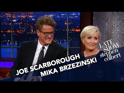 Thumbnail: Mika Brzezinski And Joe Scarborough Unpack Donald Trump Jr.'s Emails