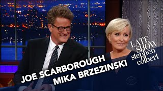 Mika Brzezinski And Joe Scarborough Unpack Donald Trump Jr.\'s Emails