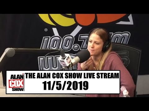 The Alan Cox Show - The Alan Cox Show Live Stream (11/5/2019)