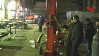 Буровая установка Стронг Гидро 21 ПУ. Отгрузка в Казахстан