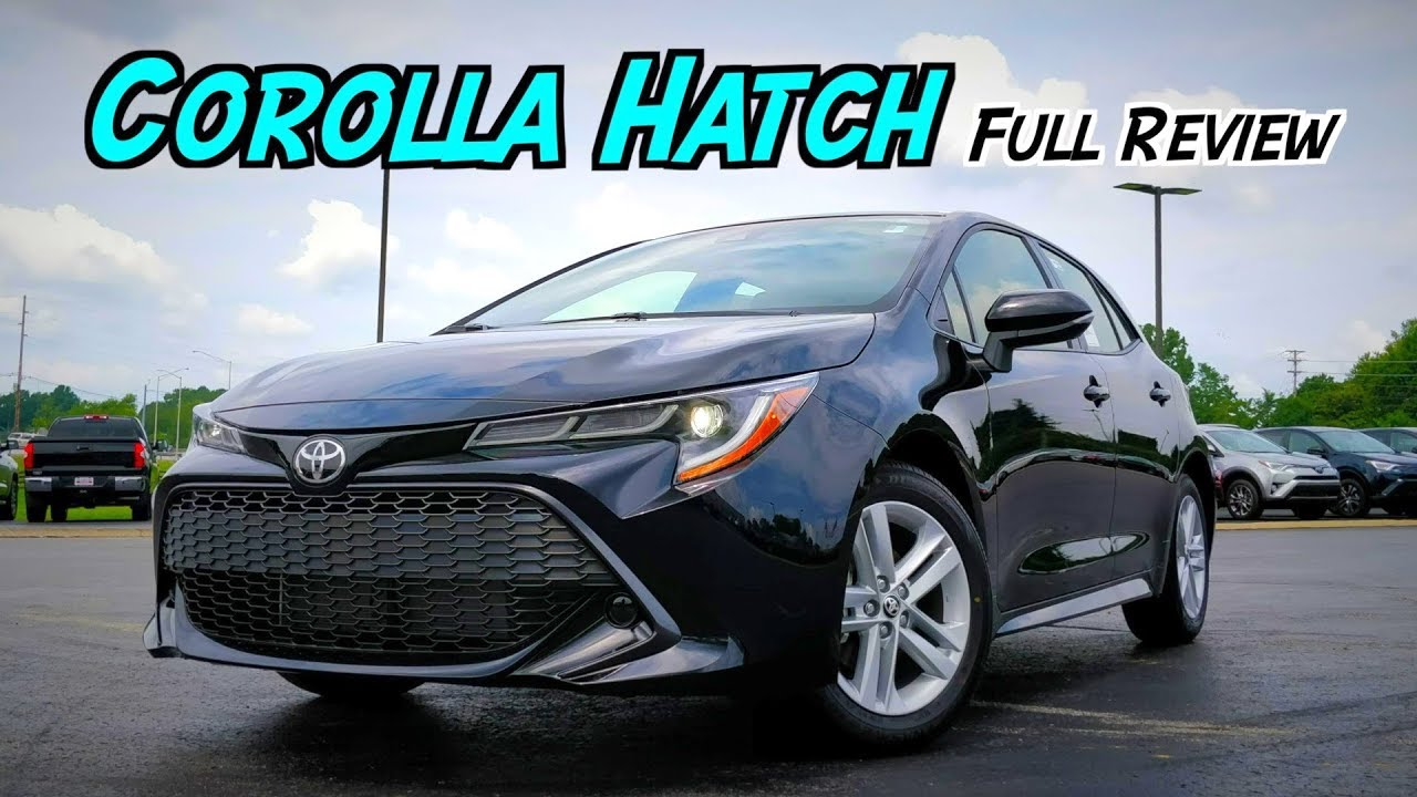 2019 Toyota Corolla Hatchback Full Review Introducing The Cool Corolla