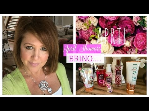 April Showers Bring..New Beauty, Delicious Chili & NEW look to come |  Karen's Vlog