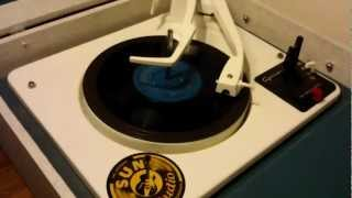 Sam Cooke ~ Wonderful World - Original 45rpm UK HMV label 1959