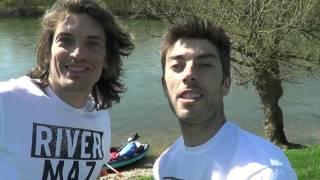 Dole - Chalon sur Saone en canoë kayak 90 km en 3 jours